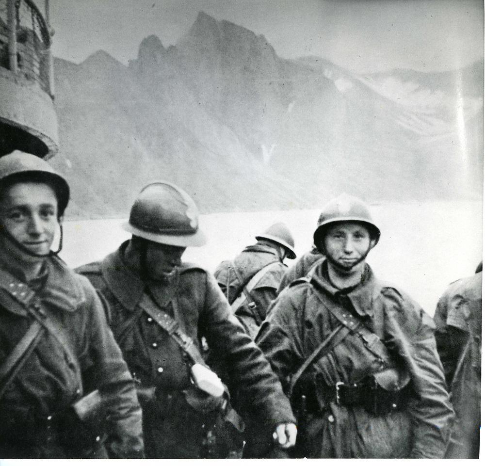 Polske soldater, i Kurt Henriks intervju