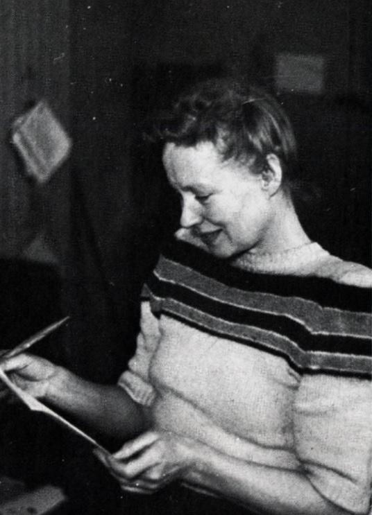 Dagmar Abrahamsen Norge i krig