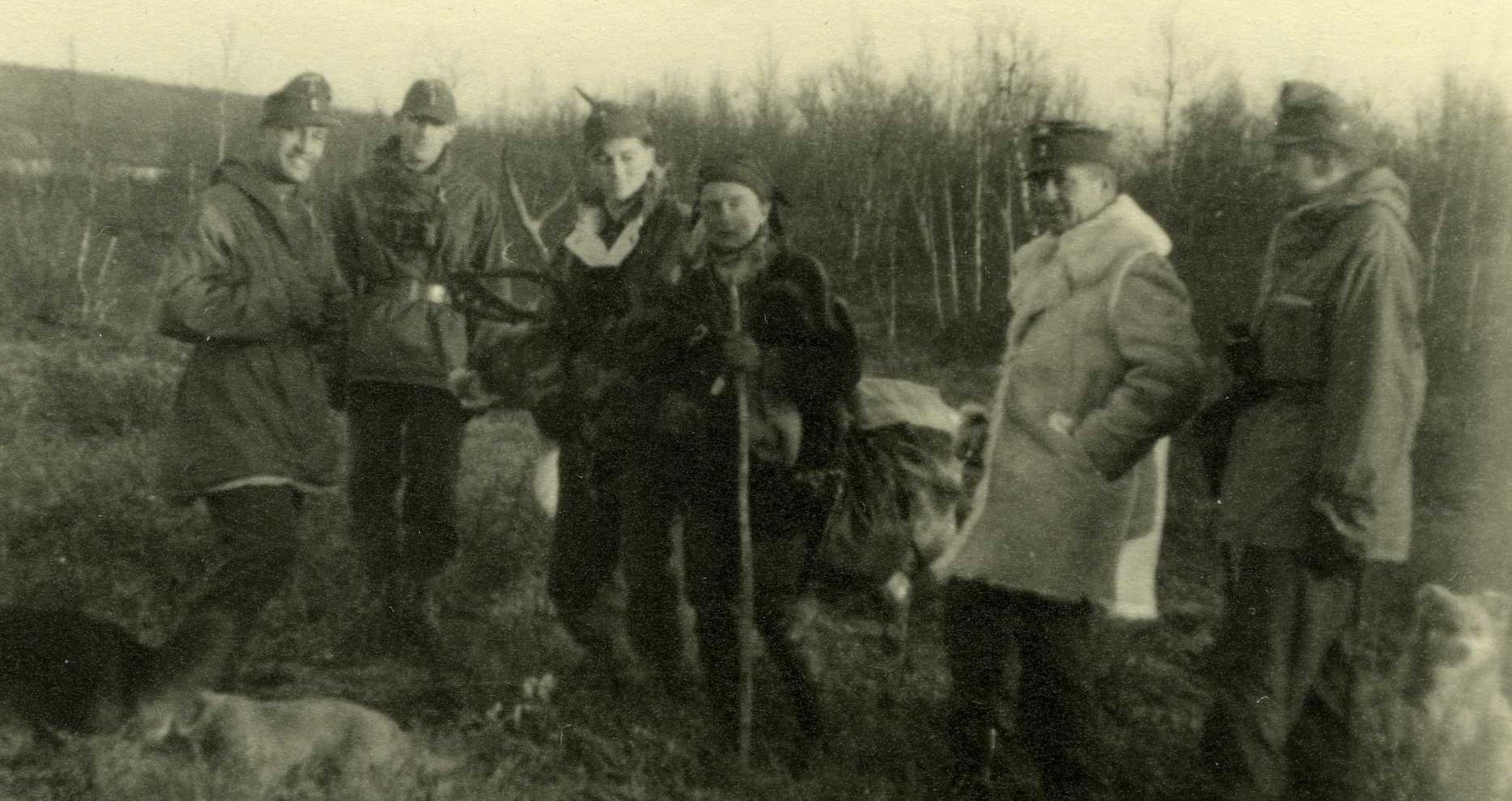 Arne Ekelands arkiv