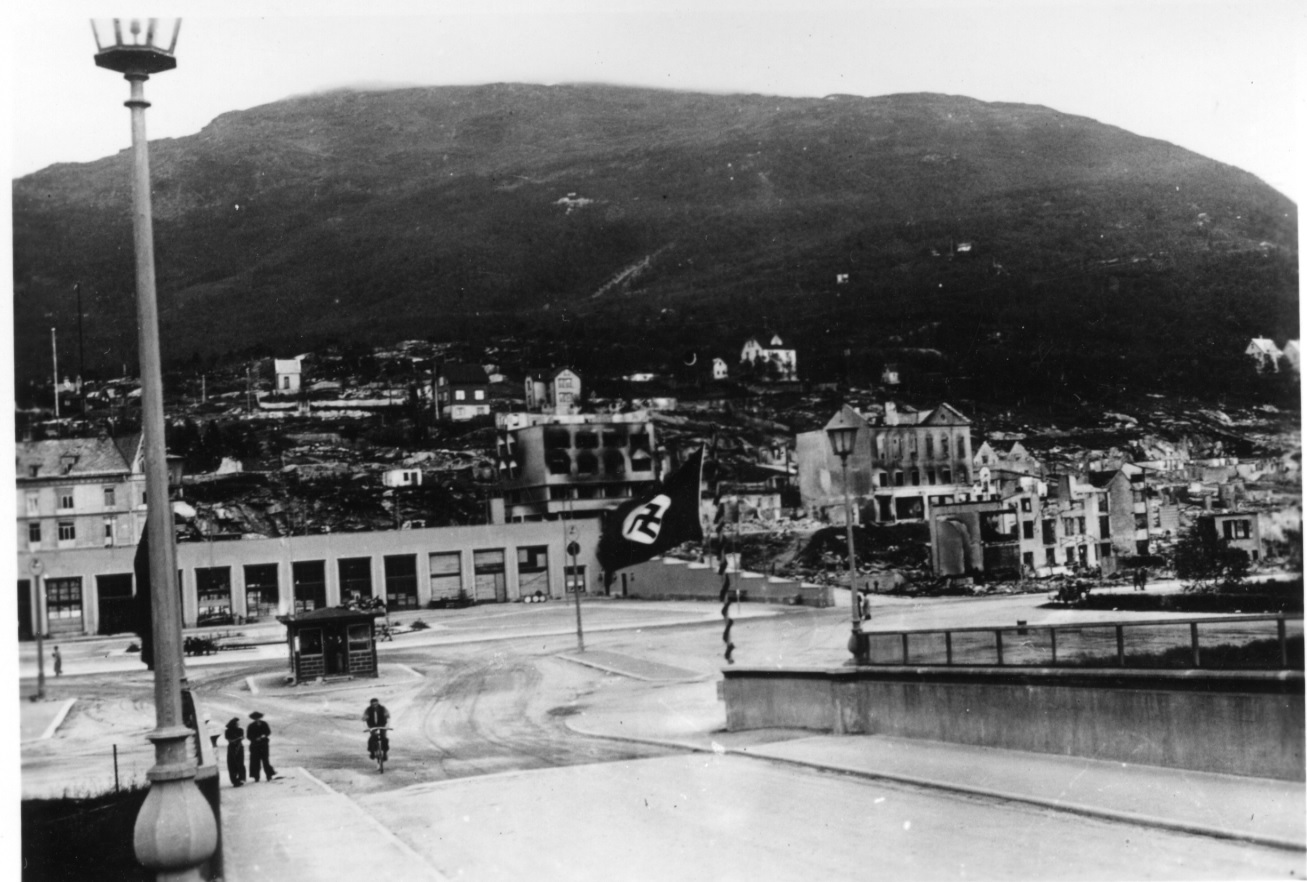 Khd Narvik Nflagg