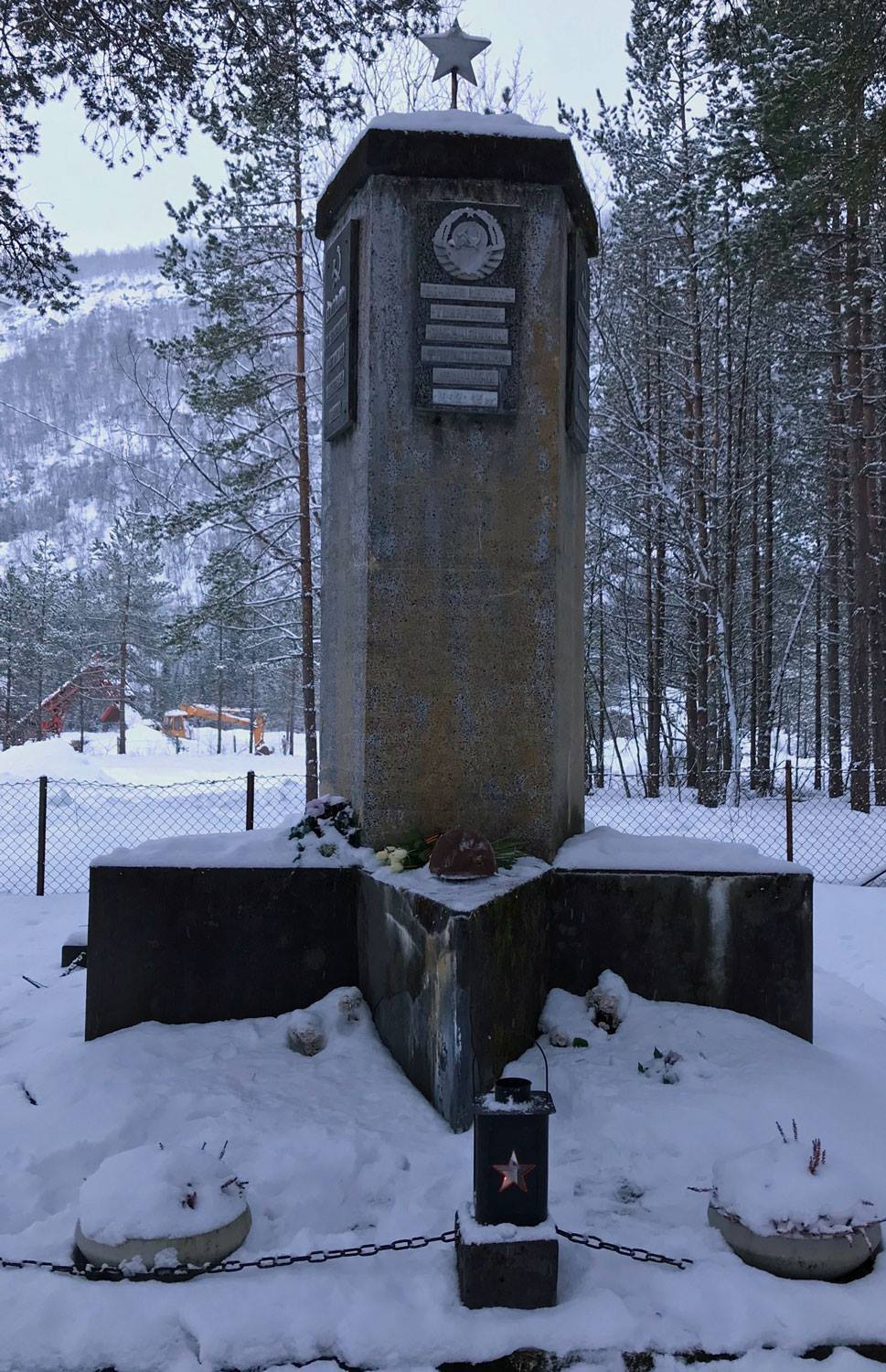 Beisfjord Monument 1