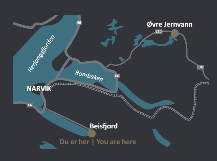 Beisfjord skilt