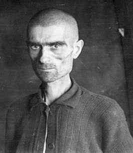 Portrett krigsfange RA