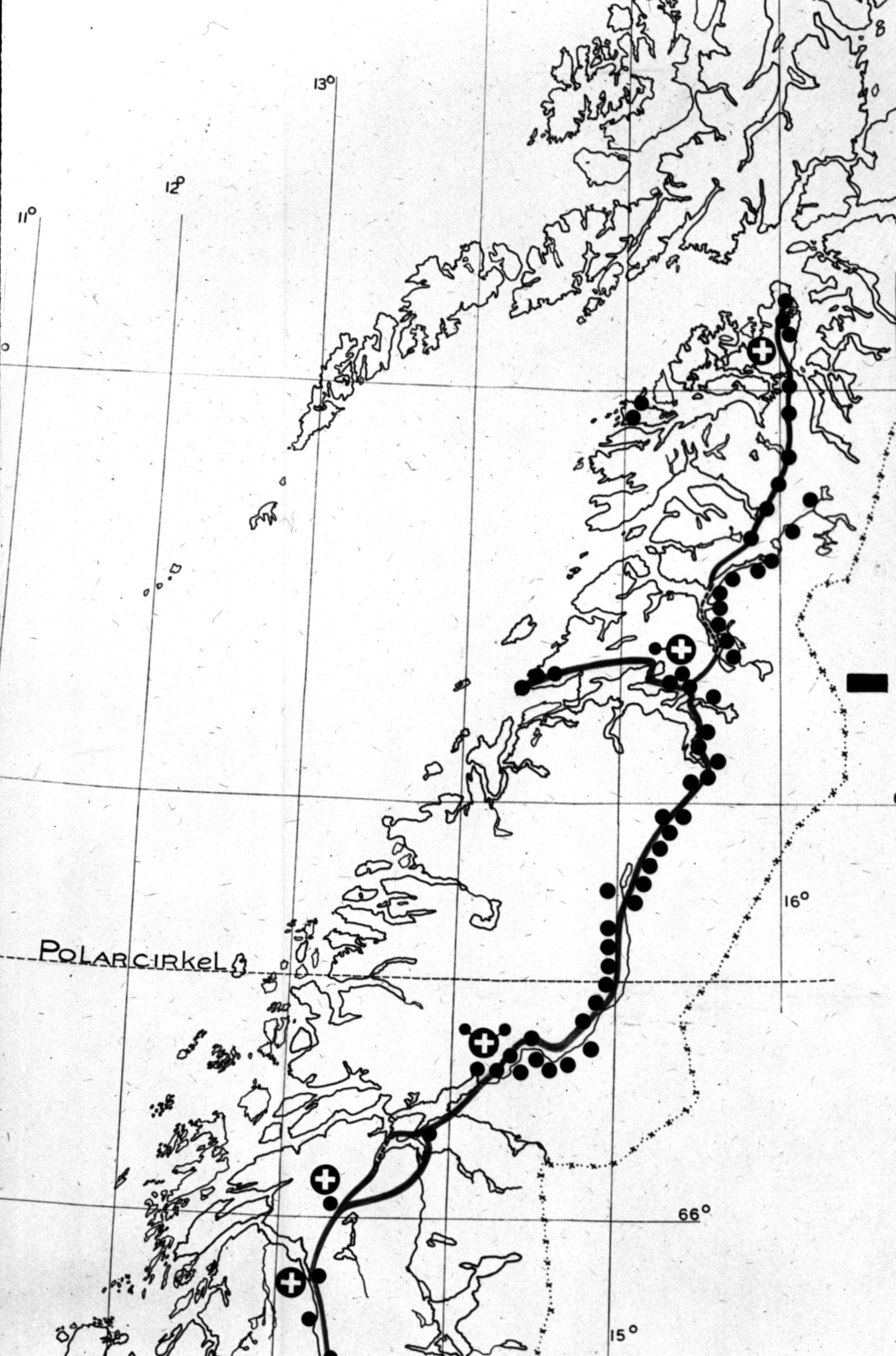 Fangeleir Nordland Ra